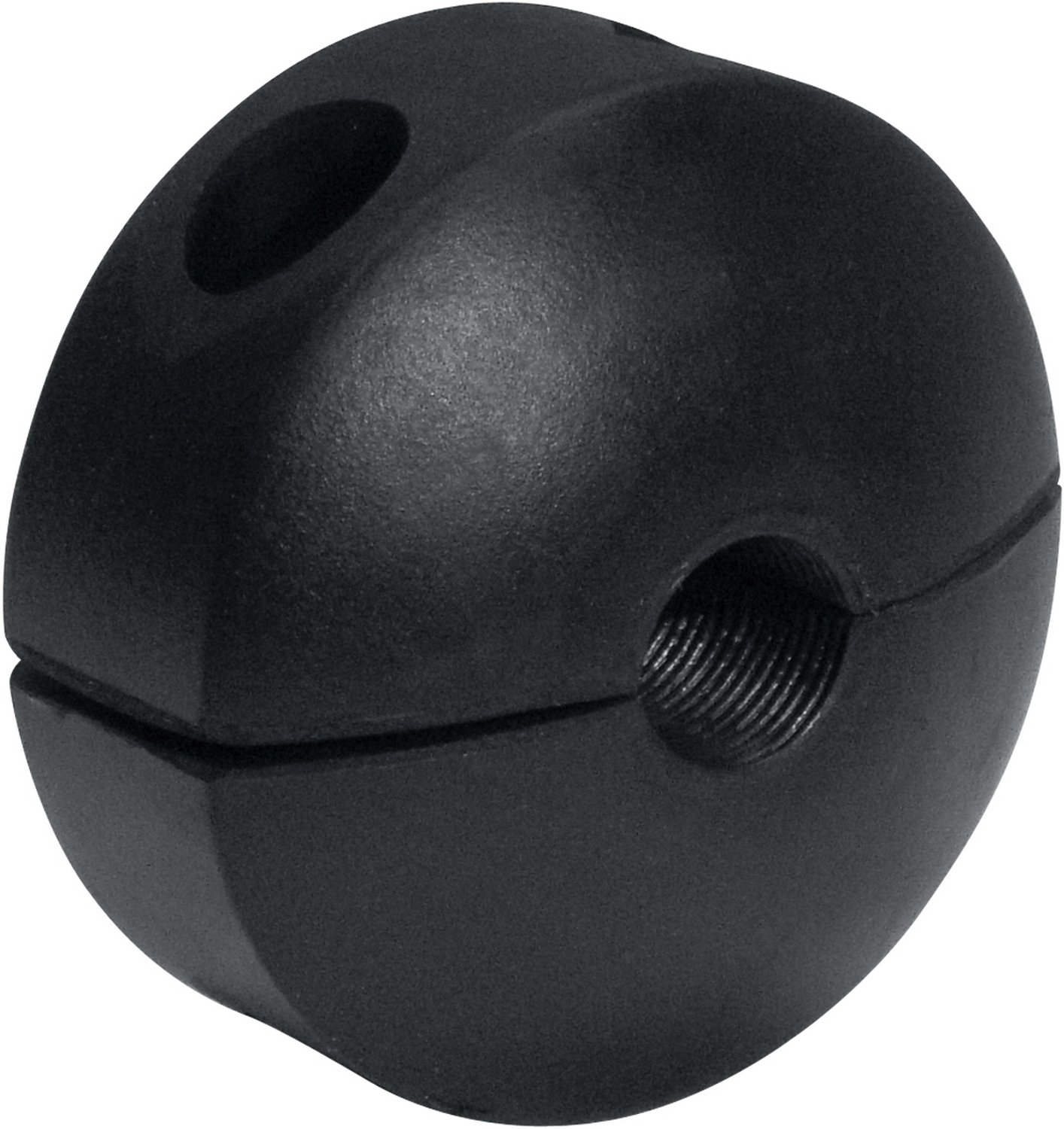 """Coxreels 131 Ball Stop for Spring Driven Reel, fits 1/4"""" Hose, 1/2"""