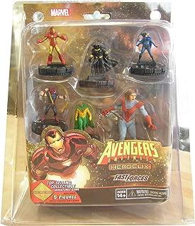 marvel heroclix: avengers infinity