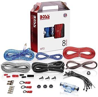 Explore wiring harness for subwoofer | Amazon.com | Bazooka Bta8100fhc Wire Harness Display |  | Amazon.com