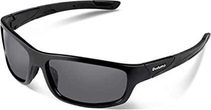 Duduma Polarized Sports Sunglasses for Men Women Baseball Running Cycling Fishing Driving..