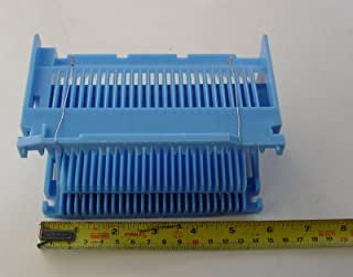 Silicon Wafer teflon Slot Holder Comb Pure Storage Computer Pc Stand Hold Rack Fluoroware Boat Transport Cassette wafers