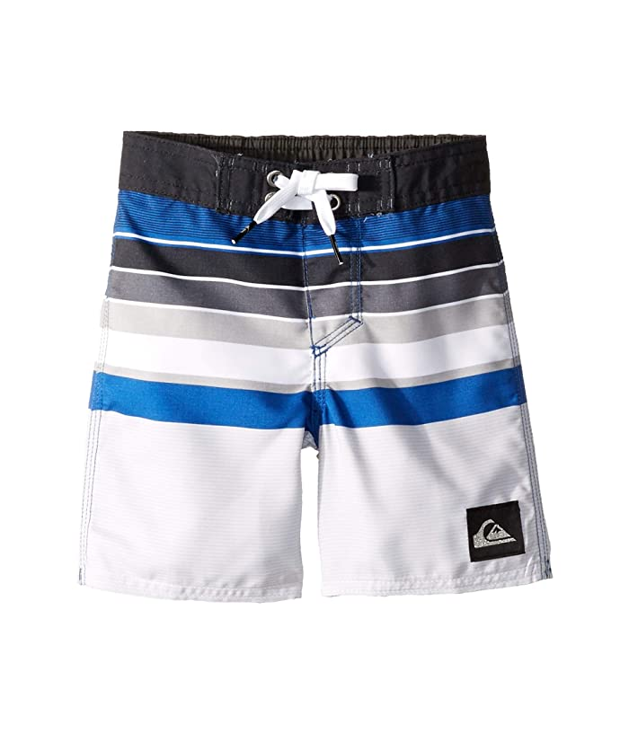 Quiksilver Kids Everyday Swell Vision 14 Boardshorts (Toddler/Little Kids) (Electric Royal) Boy