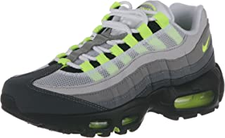 Women Air Max 95 (Black/Volt/Anthracite/Cool Grey) Size 7 US