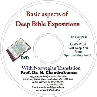 Basics of Deep Bible Expositions
