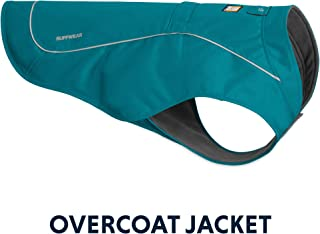RUFFWEAR - Overcoat Fleece Lined Water Resistant Cold Weather Jacket for Dogs