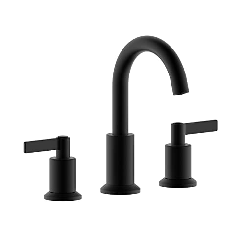 Matte Black Bathroom Faucets Amazon Com