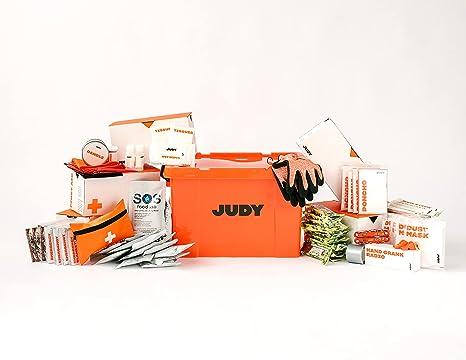 JUDY The Safe Emergency Bin