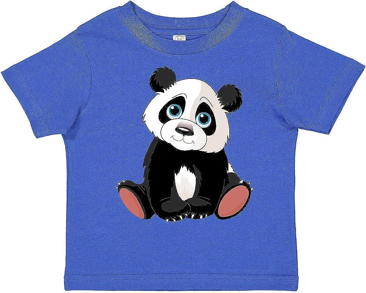inktastic Panda Bear Toddler T-Shirt