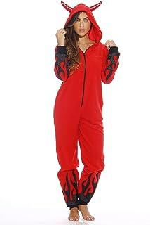 Just Love Devil Adult Onesie/Pajamas