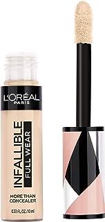 L'Oreal Paris Makeup Infallible Full Wear Waterproof Matte Concealer, Ivory
