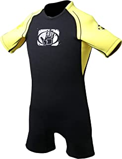 Child Pro 3 2.2mm Back Zip Spring Performance Wetsuit
