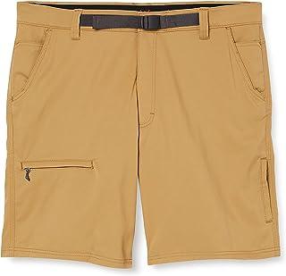 ATG by Wrangler Men's 8 Pocket Belted Short Hiking, Ermine, 30