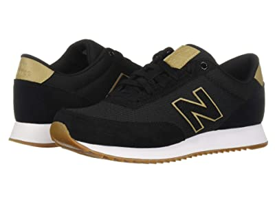 New Balance Classics 501v1-USA (Black/Hemp) Men