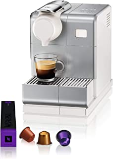 Nespresso F521 Lattissima Touch, Metalik Gri