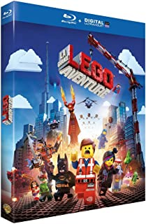 La Grande Aventure Lego Ultraviolet [Blu-Ray + Copie Digitale]