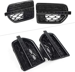 Greatly Store Fit for Land Rover Discovery 4 Car Front Side Grille Air Intake Fender Vents Grill in Santorini 2010 2011 20...