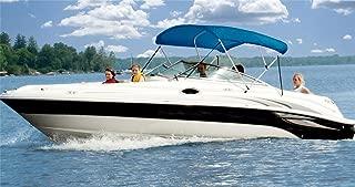 6.25 oz Complete Full Boat Bimini TOP Sunshade TOP Set for Stratos 285 PRO XL PTM O/B 2003-2008