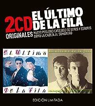 El Ultimo De La Fila -Nuevo Pequeño Catalogo De Seres Y Estares  /  Como Lacabeza Al Sombrero  (2 CD)