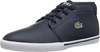 timeless design d9b61 40191 Lacoste Mens Ampthill Chukka Sneakers