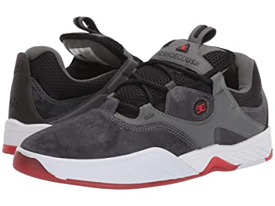 DC Kalis LE (Grey/Black/Red) Men