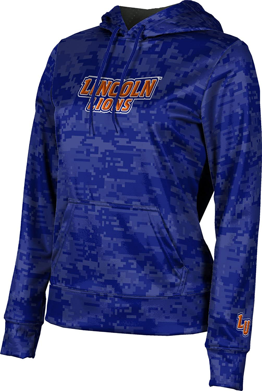 Lincoln University (PA) Girls' Pullover Hoodie, School Spirit Sweatshirt (Digi Camo)