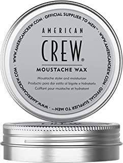 American Crew Moustache Wax for Men 0.5 oz Wax, 25 g