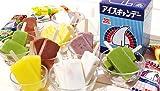 551 蓬莱 アイスキャンデー アソートセット 24本【6種類(ミルク味・アズキ・パイン・チョコ・フルーツ・抹茶)× 4 本)