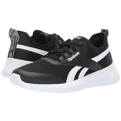 Reebok Kids Royal EC Ride 2 (Big Kid) (Black/White) Kids Shoes