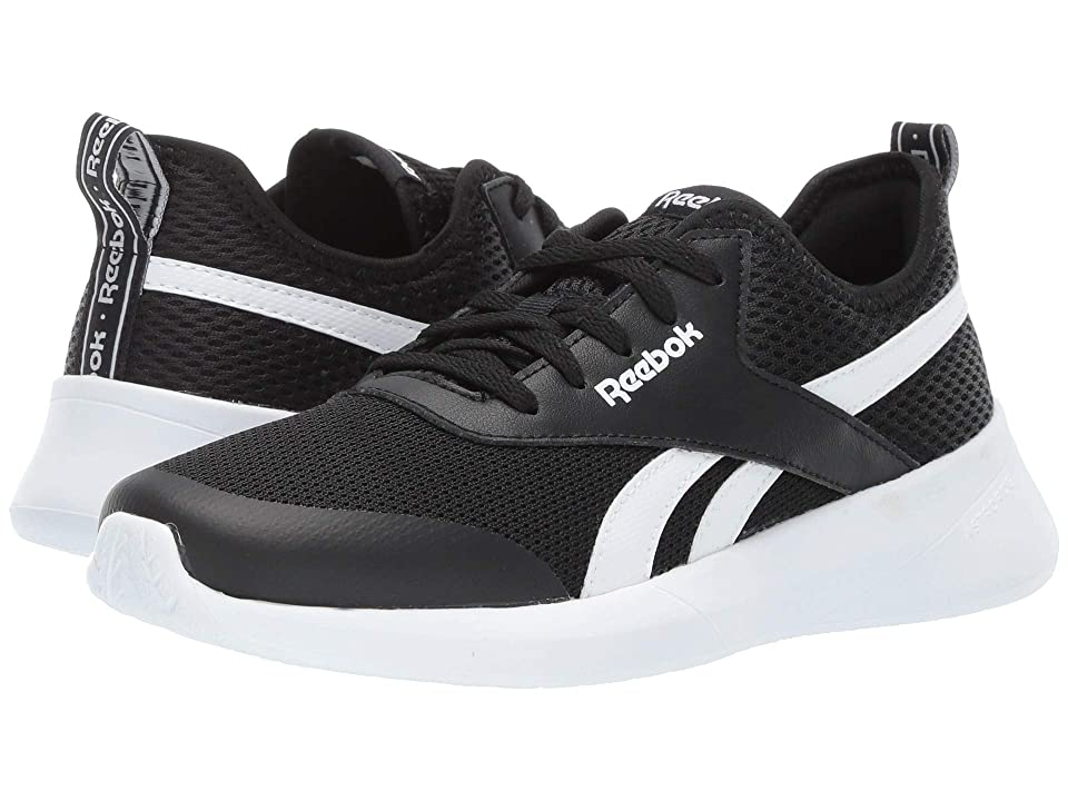 Reebok Kids Royal EC Ride 2 (Big Kid) (Black/White) Kids Shoes