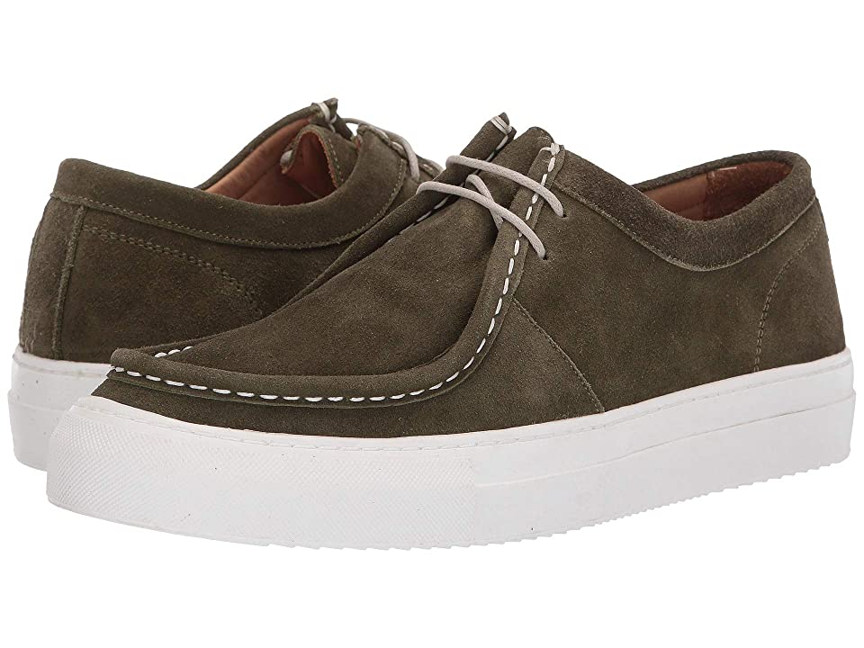 Gold & Gravy Rae Sneaker (Military Green Suede) Men