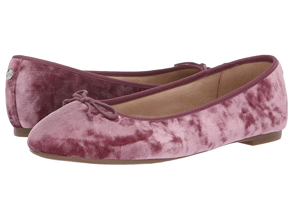 Circus by Sam Edelman Charlotte (Mauve Crushed Velvet) Women