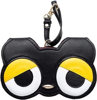 L Sunglasses Cases Pouch Women Men Black Eyeglasses Case Pouch