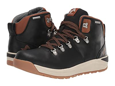 Forsake Wilson (Black/Tan) Men