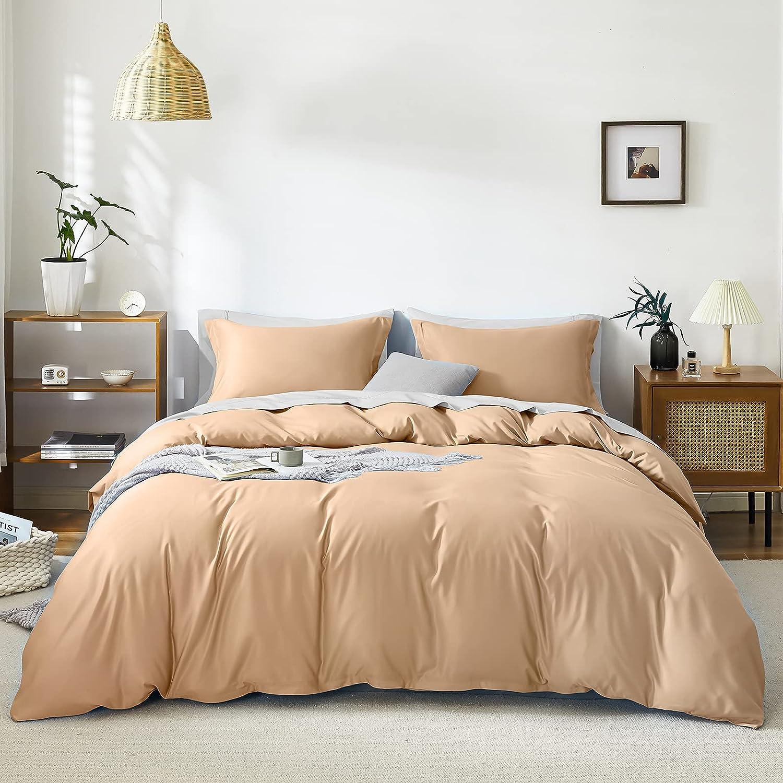 Rose Ranking TOP6 Lake Duvet Cover Set King Size 3 Special sale item Comforter Pieces Se
