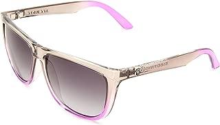 Electric Visual Tonette Smoke Berry Fade/Grey Gradient Sunglasses
