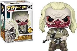Funko lmmortan Joe (Chase Edition): Mad Max: Fury Road x POP! Movies Vinyl Figure & 1 POP! Compatible PET Plastic Graphica...