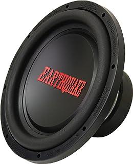 Earthquake Sound Tremor-X104 10-inch Car Subwoofer, 1000 Watts