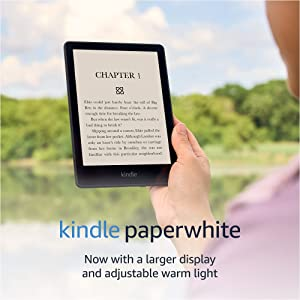 """All-new Kindle Paperwhite 