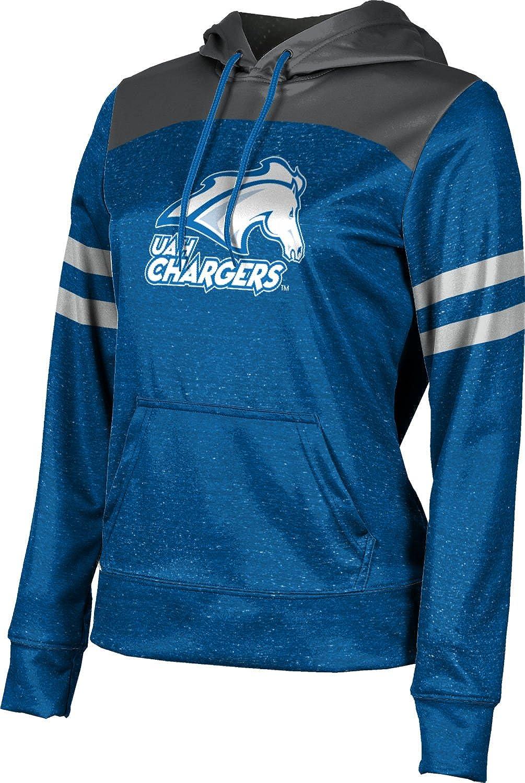 University of Alabama in Huntsville Girls' Pullover Hoodie, School Spirit Sweatshirt (Gameday)