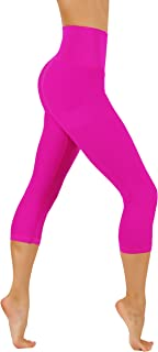 Stella Elyse Yoga Gym Power Flex Dry-Fit High Compression Pants Workout Women's Leggings