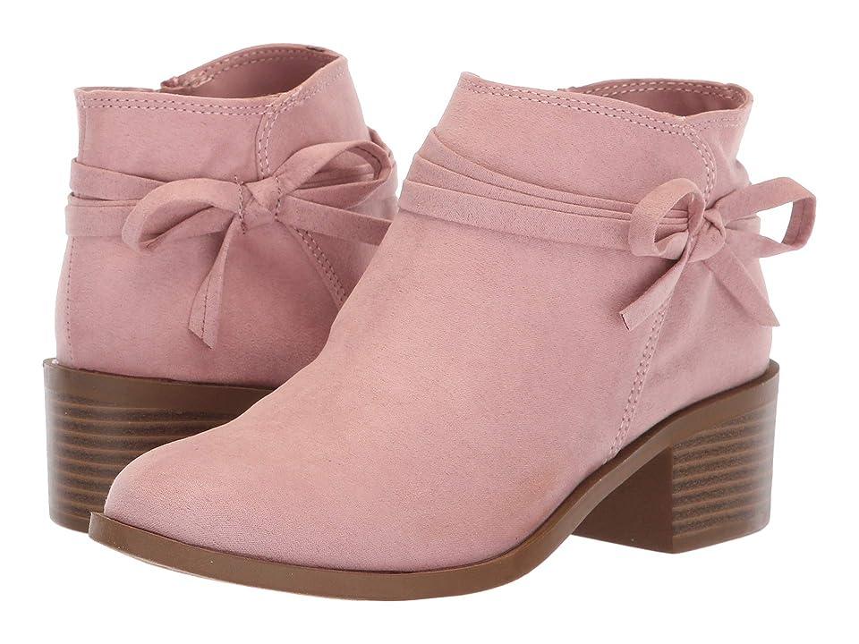 Nine West Kids Cyndees (Little Kid/Big Kid) (Dusty Rose Microfiber) Girls Shoes