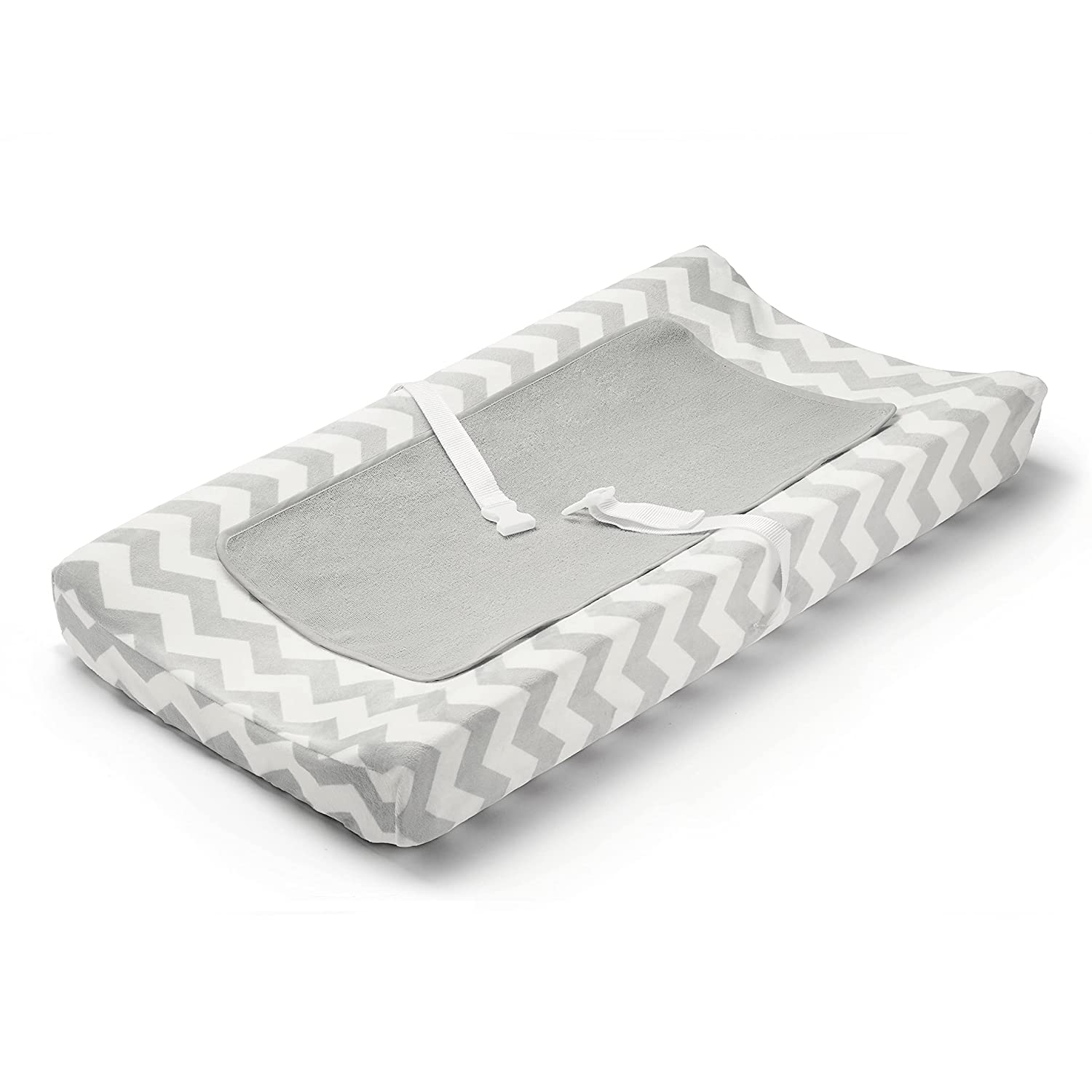 Summer Infant Basic Changing Essentials Kit with Changing Pad, Cover, and Waterproof Liner