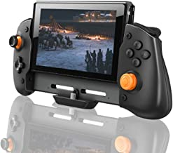 Wireless Controller Compatible with Nintendo Switch, Large Controller for Nintendo Switch with Precise Rocker, Dual Motor ...