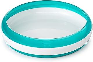 Prato treinamento OXOtot Primeiras refeições do bebê - Capacidade 190 ml - Cor Verde Azulado, OXOtot, Verde Azulado