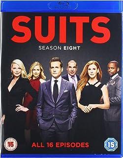 SUITS/スーツ シーズン8 [Blu-ray リージョンフリー ※日本語無し] (輸入版) -Suits - Season 8 Blu-ray-