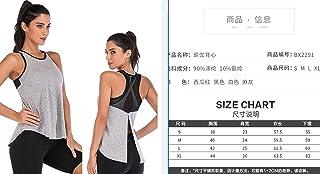 Ladies Fitness Sports Shirt Sleeveless Yoga Tops Running GymShirt Vest Sports Undershirt Yoga Gym Wear Vest Quick Dry