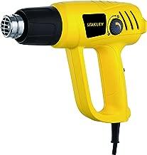 Stanley STXH2000 2000-Watt Variable Speed Heat Gun, Yellow and Black