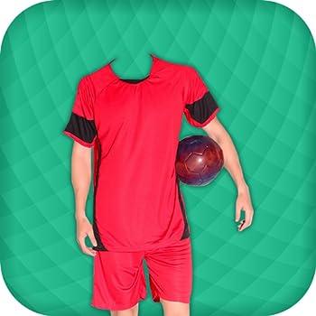 Football Soccer Photo Suit Editor