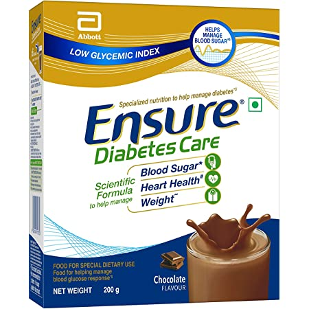 Ensure Diabetes Care Adult Nutrition - Chocolate Health Drink 200g