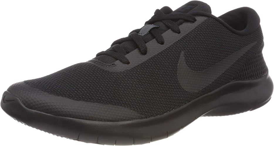 NIKE Hommes's Flex Experience courir 7 chaussures, noir-Anthracite, 10.5 grand US